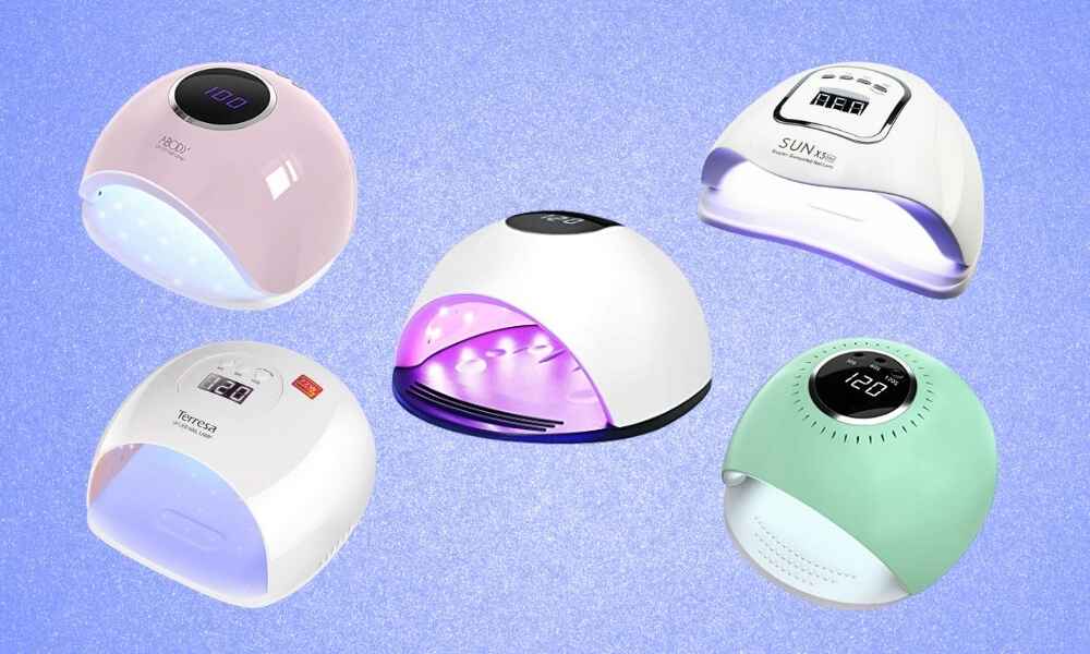 mejor-lámpara-LED-de-uñas