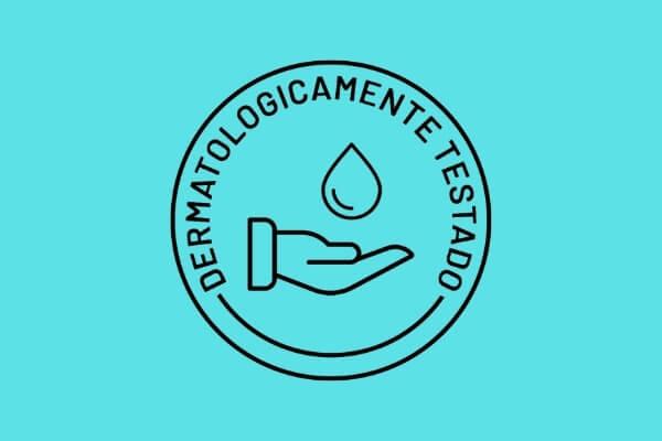 testado-dermatológicamente